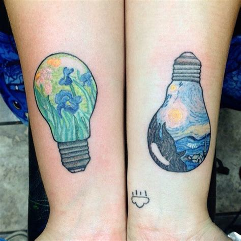 van gogh tattoos tattoo collections
