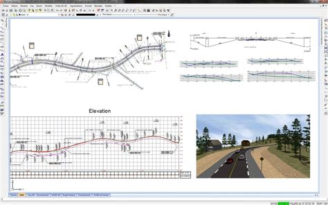Road Layout Design Software | road design cross section www imgkid com the image kid