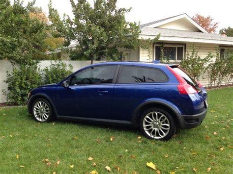 volvo c30 5 door for sale sell used 2008 volvo c30 t5 hatchback 2 door 2 5l needs