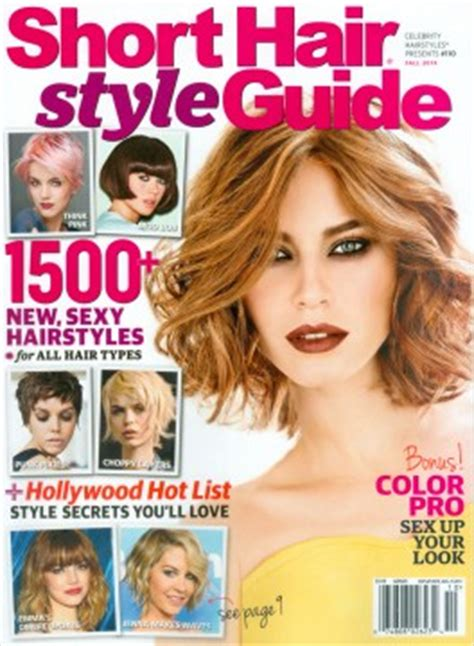 short hair style guide magazine hairstyle guide magazine hairstyles