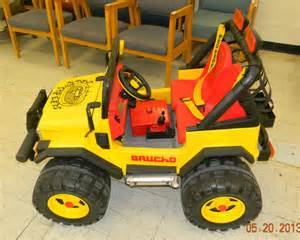 peg perego battery powered jeep gaucho ebay