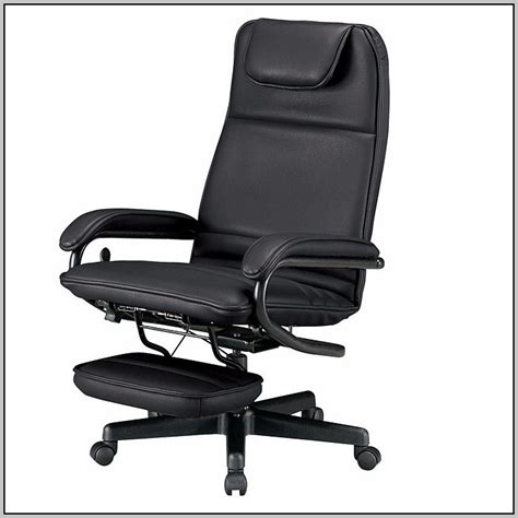 reclining desk chair with footrest reclining office chair with footrest page home