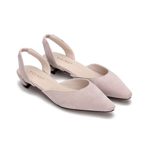 suede flat shoes pointed toe suede flat shoes in pink us 31 95 yoins