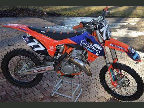 Ktm Ohio Ktm Sx In Ohio For Sale Used Motorcycles On Buysellsearch