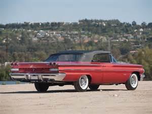 1960 Pontiac Bonneville 1960 Pontiac Bonneville Convertible 2867 Luxury Classic