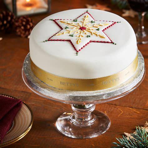 matured xmas cake designs soft iced cake bettys