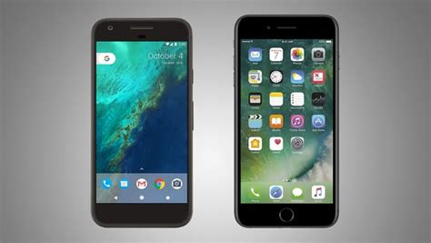 apple iphone 7 plus vs pixel xl comparison