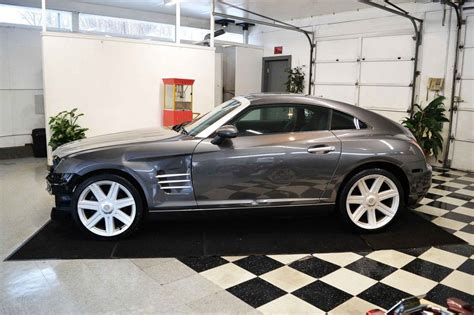 chrysler crossfire repairable damaged wrecked  sale