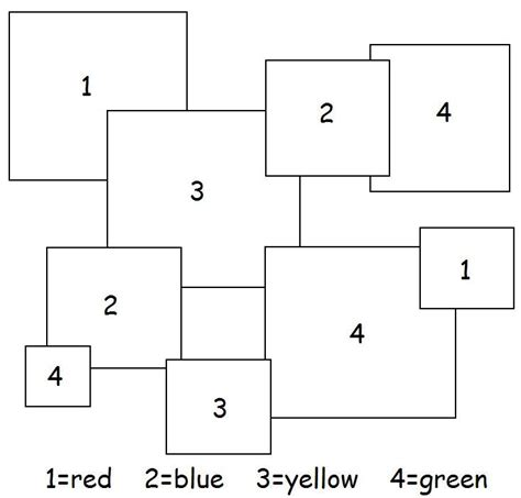 coloring squares free coloring pages of square numbers