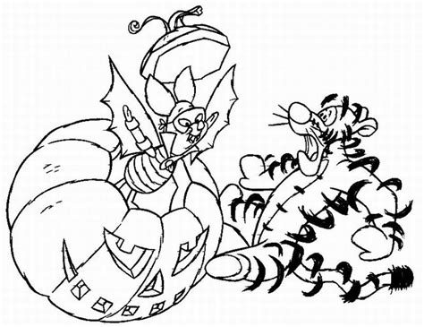 free disney fall coloring pages images
