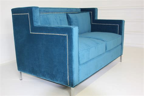 electric blue sofa bohemian hellhole things that may be out of style