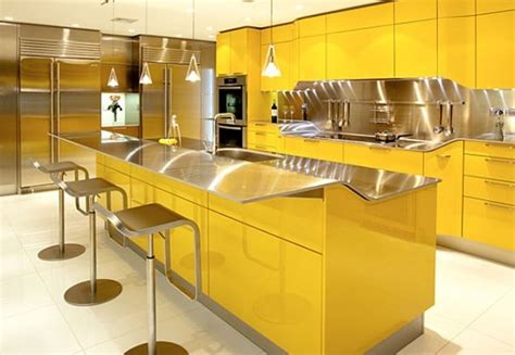 yellow kitchen designs yellow kitchen design ideas home design garden