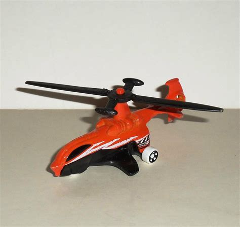 Wheels Sky Knife 2014 wheels 2014 hw road stunt circuit sky knife helicopter mattel used