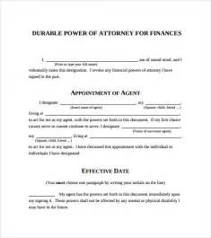 poa template free printable power of attorney papers printable paper
