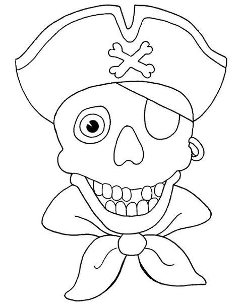 imagenes de calaveras piratas para imprimir dibujos para imprimir y colorear pirata para colorear