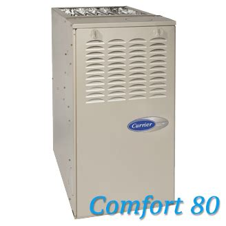 carrier comfort series furnace carrier comfort 80 gas furnace hvac contractor dan s air