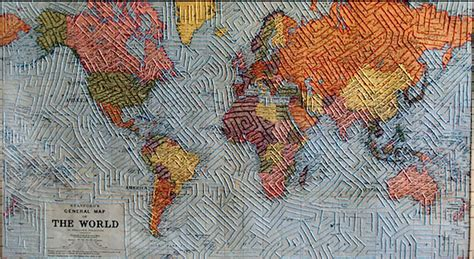 embroidery design world map embroidered map of the world pixel riot