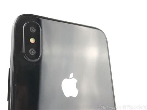 Apple Iphone A Closer Look by Apple Iphone 8 Leaked Offers A Closer Look From All