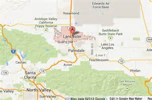 antelope valley map california thunderstorm drops heavy dime size hail in antelope
