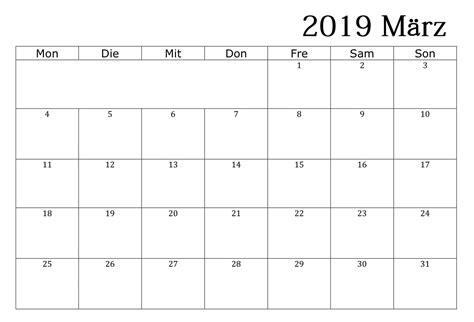 maerz kalender kalender