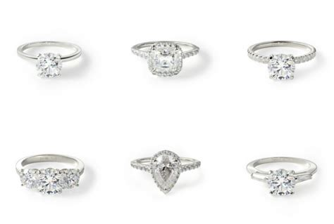 engagement ring styles engagement ring styles 5 types of engagement rings