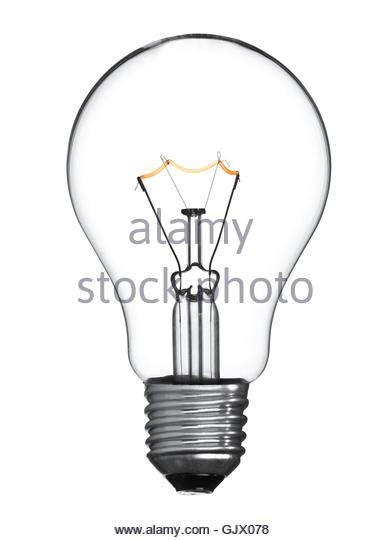 tungsten incandescent light bulb single incandescent tungsten light bulb stock photos