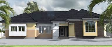 4 bedroom homes 54 4 bedroom house plans nigeria bedroom house bungalow