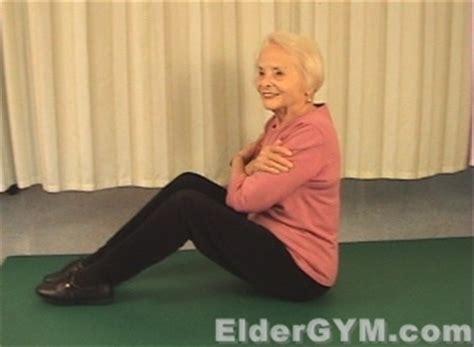 strengthening exercise  seniors   elderly