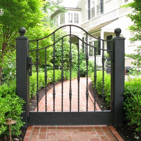 gate designs garden gate design