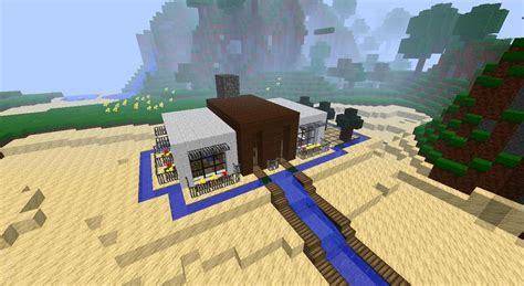 my minecraft house exterior by lilgamerboy14 on