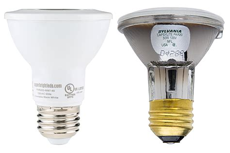 dimmable led pot light bulbs par20 led bulb 60 watt equivalent dimmable led