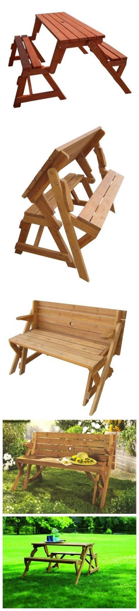 build  diy    convertible folding bench