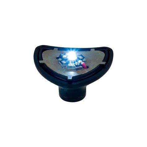perko stealth fold down all round white led lights
