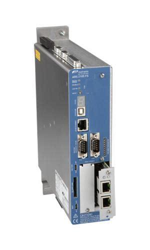 Press Plastik Fs 2000 profinet technology module for the servo drive family ars 2000 fs in motion