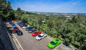 lamborghini italian tour beautiful scenery beautiful cars