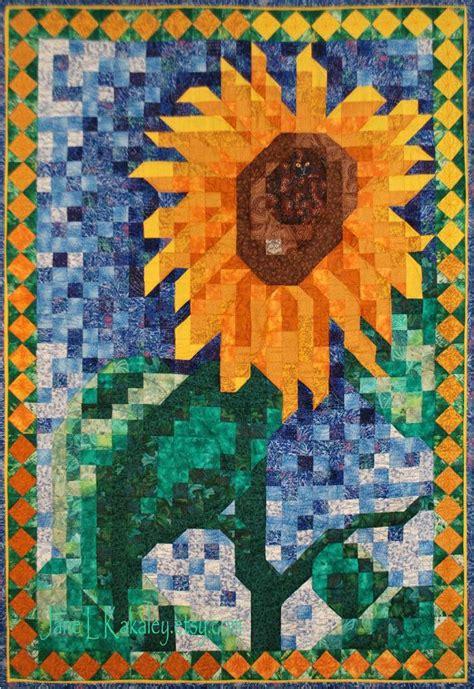 quilt pattern sunflower mosaic quilt pattern pdf
