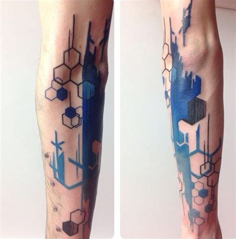 geometric tattoo vorlagen geometric and brush stroke tattoo tattoo pinterest