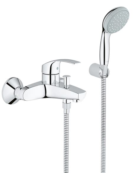 rubinetto per doccia grohe 33300002 eurosmart miscelatore monocomando per vasca