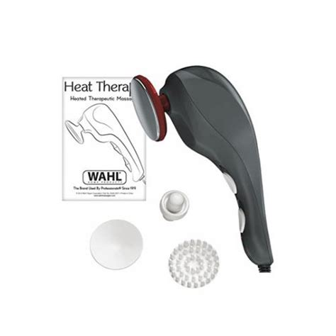 wahl heat therapy therapeutic massager wahl heat therapy therapeutic massager electric massager