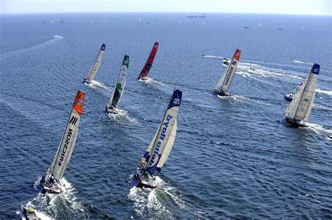open race zeilboot volvo ocean race 2014 2015