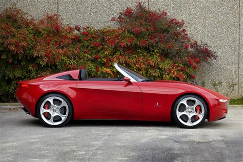 Alfa Romeo Spider 2014 Alfa Romeo Is Now Thinking About Next Generation Sports