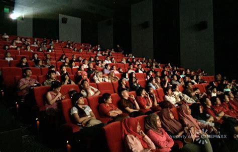 cinemaxx lippo plaza medan ada promo khusus nonton di bioskop baru cinemaxx palapa news