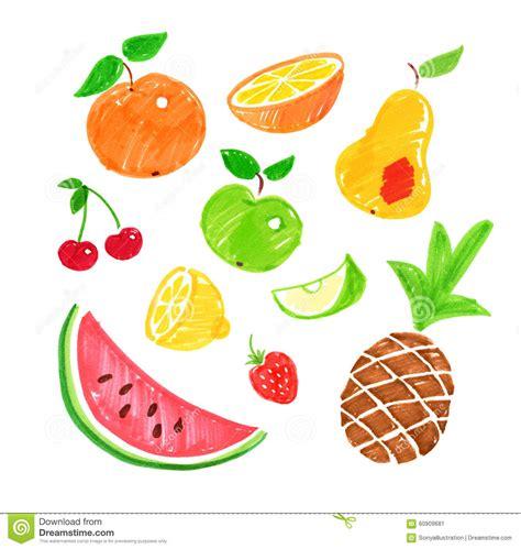 imagenes infantiles gratuitas dibujos infantiles de la fruta stock de ilustraci 243 n