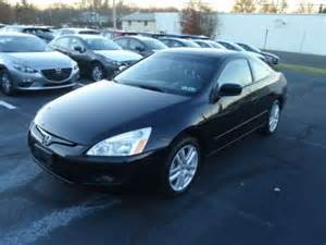 sell used 2004 honda accord ex l exl v6 2dr coupe manual