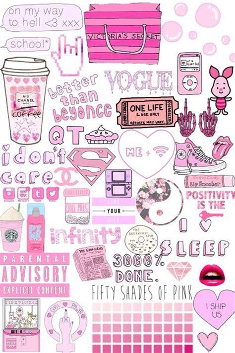 girly starbucks wallpaper background collage funny girly love pink starbucks