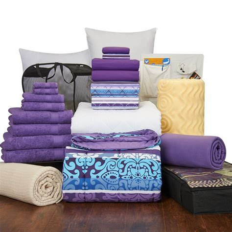 Complete Cus Pak Twin Xl Bedding And Bath Set Xl Bedding For Dorms