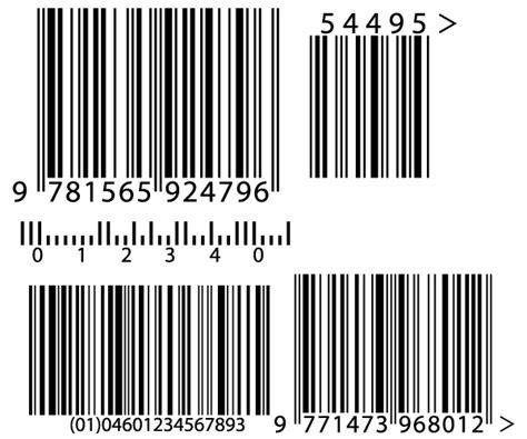 barcode tattoo book free download barcode vectors 123freevectors