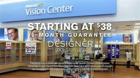 vision center walmart vision center tv spot different looks ispot tv