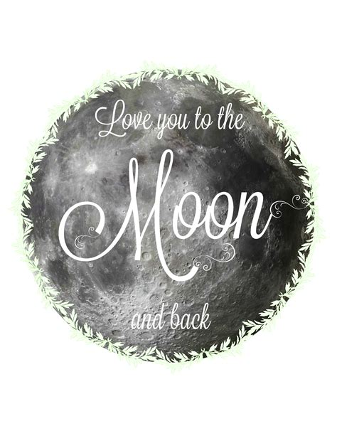 i love you to the moon and back tattoos you to the moon and back printable free