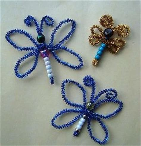 pipe cleaner crafts for crafty morning
